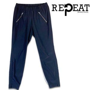Athleta Aspire Ankle Pants Joggers Cinch Ankles